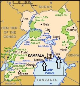 UgandaIndia Meade International Page - Where is uganda