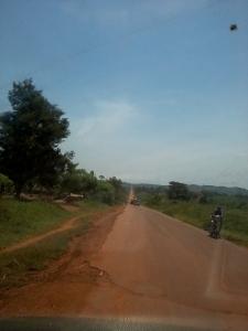 Kasimbira Road1