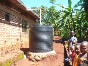 The Waisana's Wonderful Water Tank
